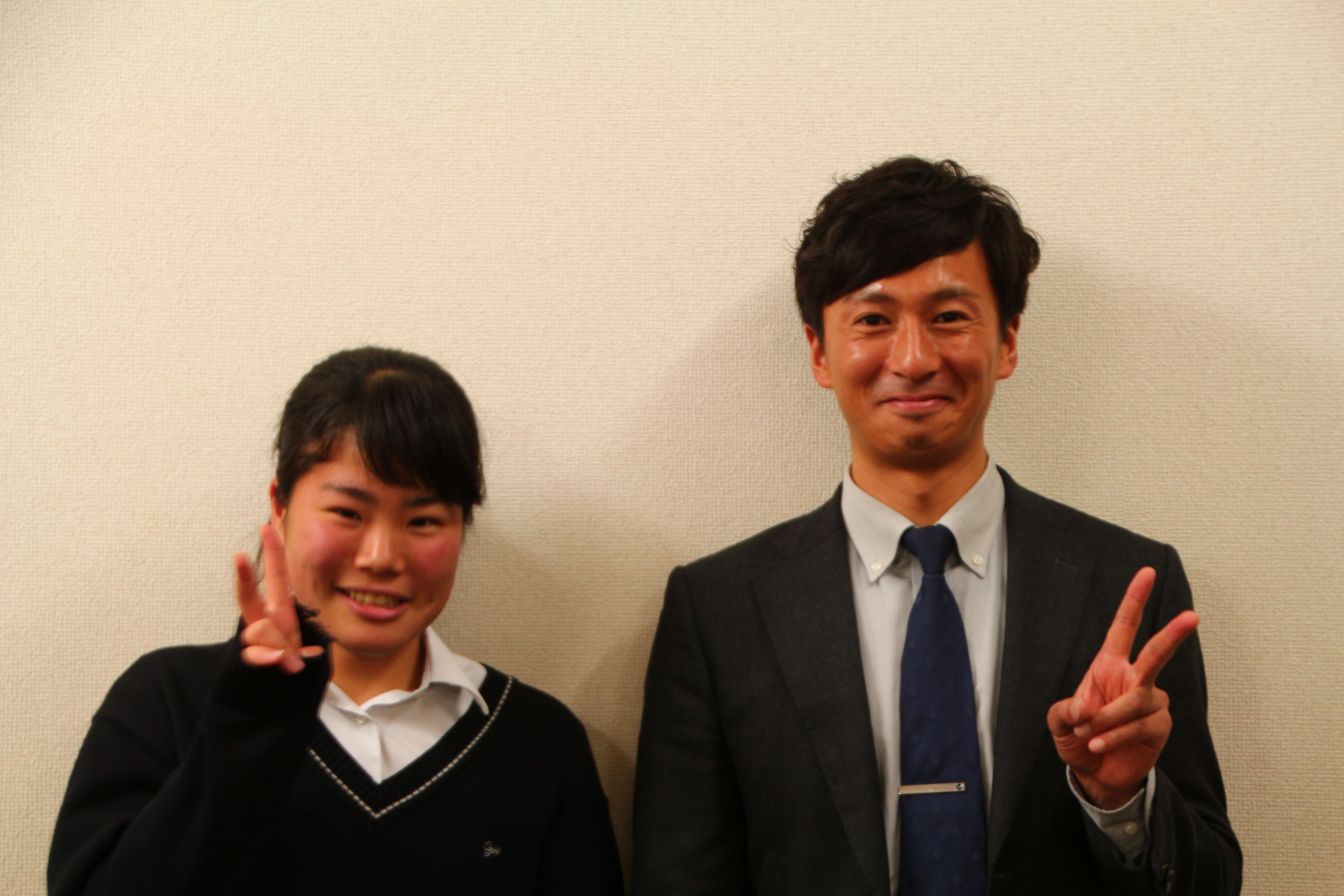 高山 凜さん(恩方中学校→松が谷高校)